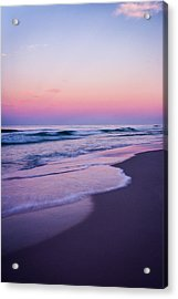Stilled Motion Acrylic Print by Shelby Young