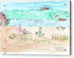 Stinson Beach Acrylic Print