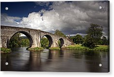Stirling Bridge Acrylic Print
