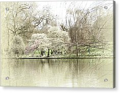 St. James Park London Acrylic Print
