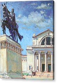 St.louis Art Museum Acrylic Print