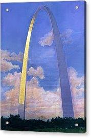 St.louis Gateway Arch Acrylic Print
