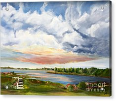 Stoker's  Swift Creek Acrylic Print
