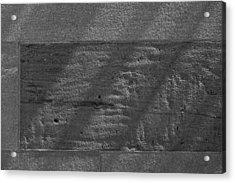 Stone And Light Acrylic Print by Robert Ullmann