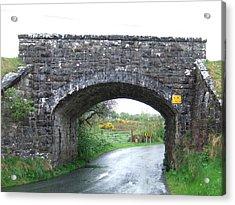 Stone Bridge In Ireland Acrylic Print