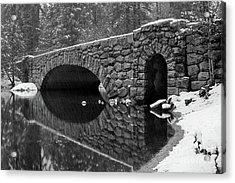 Stoneman Bridge Acrylic Print