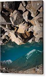 Stones Of Summits Acrylic Print