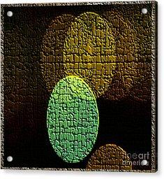 Stoneware Acrylic Print