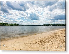 Acrylic Print featuring the photograph Stoney Creek by Charles Kraus