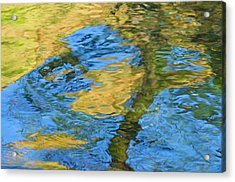 Acrylic Print featuring the photograph Stony Creek by Sherri Meyer