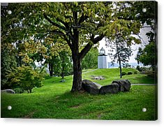 Stony Point Landscape Acrylic Print