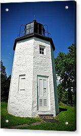 Stony Point Lighthouse Acrylic Print