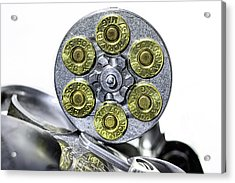Acrylic Print featuring the photograph Stopping Power by JC Findley