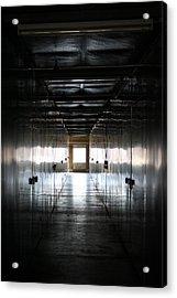 Storage 2 Acrylic Print