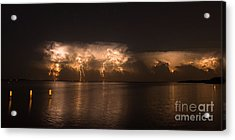 Storm Before Dawn Acrylic Print
