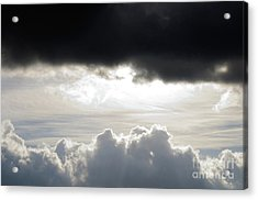 Storm Clouds 3 Acrylic Print by Andee Design
