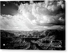 Acrylic Print featuring the photograph Storm Clouds by Scott Kemper