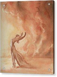 Storm Dancer Acrylic Print