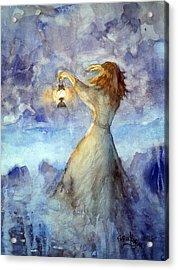 Storm... Acrylic Print