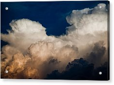 Storm Front Acrylic Print by Patrick  Flynn