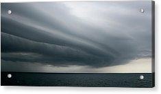 Storm Near Liberia Acrylic Print