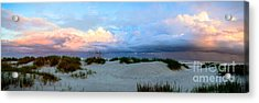Storm Of Pastels Acrylic Print