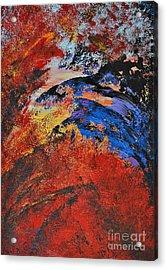 Storm On The Sea Acrylic Print