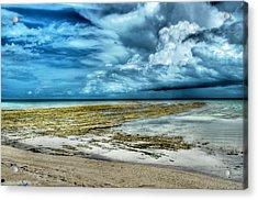 Storm Over Yamacraw Acrylic Print