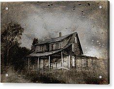 Storm Acrylic Print