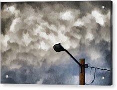 Storm Sentinel Acrylic Print