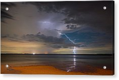 Storm Tension Acrylic Print