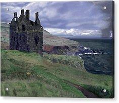 Stormbringer Acrylic Print