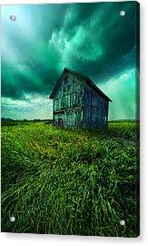 Stormlight Acrylic Print