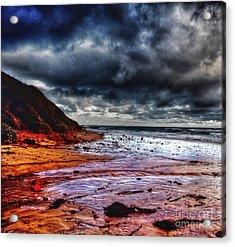 Stormy Day Acrylic Print by Blair Stuart