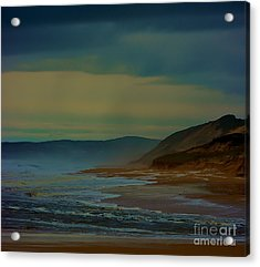 Stormy Morning Acrylic Print