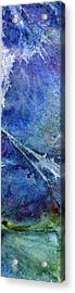 Stormy Sea 2 Acrylic Print by Darren Leighton