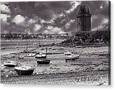 Acrylic Print featuring the photograph Stormy Weather by Elf Evans
