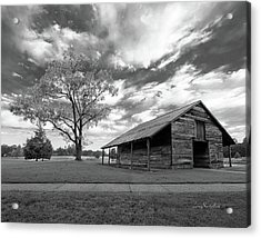 Acrylic Print featuring the photograph Stormy Weather by George Randy Bass