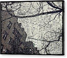 Stormy Weather Acrylic Print by Sarah Loft