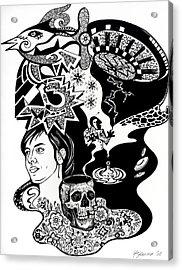 Story For Soli Acrylic Print