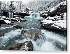 Acrylic Print featuring the photograph Storybook Dreams by Bernard Chen
