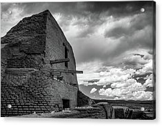 Acrylic Print featuring the photograph Strange Architecture by James Barber