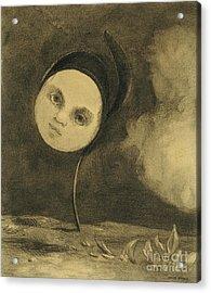 Strange Flower  Little Sister Of The Poor Acrylic Print