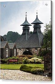Strathisla Whisky Distillery Scotland Acrylic Print