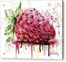 Strawberry 2 Acrylic Print