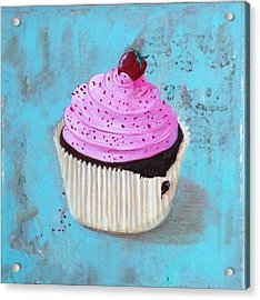 Strawberry Delight Acrylic Print