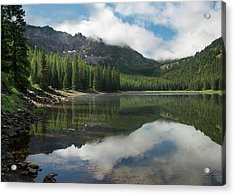 Strawberry Lake Acrylic Print