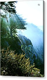 Streams Of Light Acrylic Print