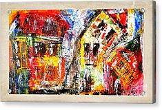 Street 3970 Acrylic Print