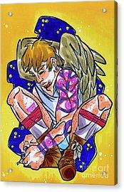 Street Angel II Acrylic Print